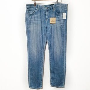 AG Stevie Ankle jeans size 33 New